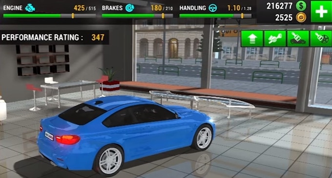 Racing Limits мод