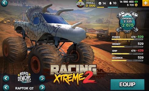 Racing Xtreme 2 мод