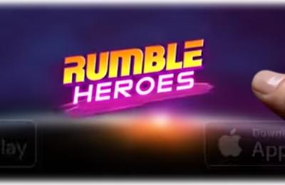 Rumble Heroes взлом