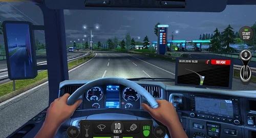 Truck Simulator 2018 : Europe андроид