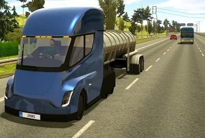 Truck Simulator 2018 : Europe мод