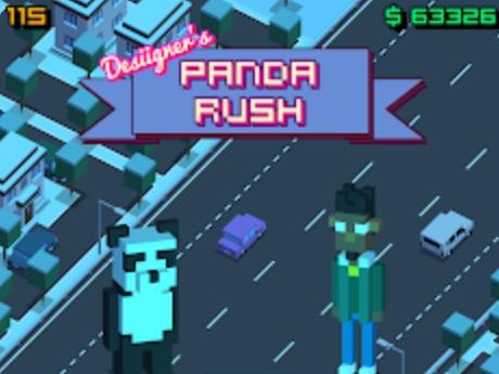 взлом Desiigner's Panda Rush