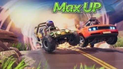 взлом MaxUp : Multiplayer Racing