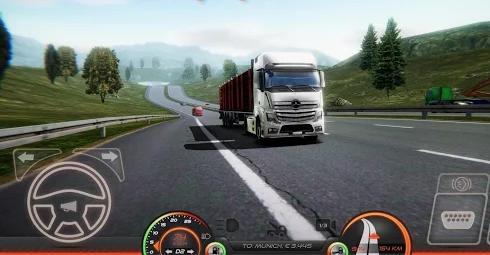 взлом Симулятор грузовика: Европа 2