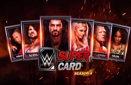 взлом WWE SuperCard