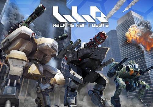 взломанный War Robots