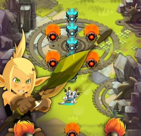 WAKFU, the Brotherhood на андроид
