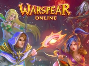 Warspear Online коды