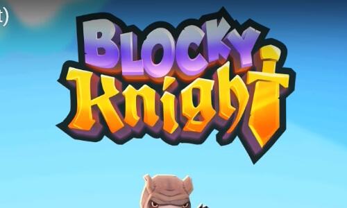Blocky Knight