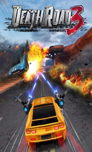 Death Road 3 : Desperate Racing мод
