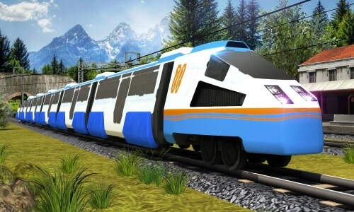 Euro Train Simulator 2018