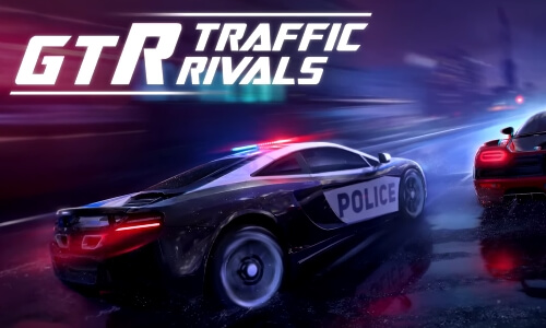 GTR Traffic Rivals на андроид