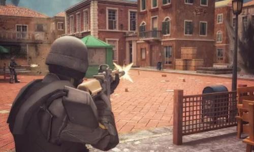 MazeMilitia Classic Multiplayer Shooting Game на андроид