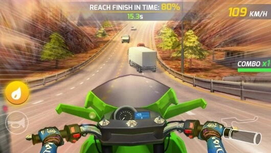 Moto Highway Rider взлом