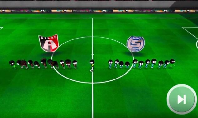 скачать мод Stickman Soccer 2018