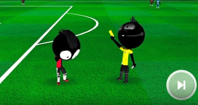 Stickman Soccer 2018 коды
