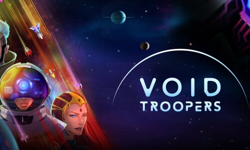 Void Troopers : Sci-fi Tapper на Android