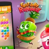 взлом Fruit Jelly Runaway