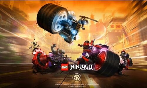 взлом LEGONINJAGO Ride Ninja