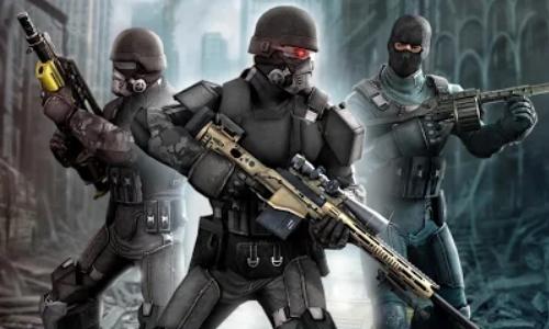 MazeMilitia Classic Multiplayer Shooting Game взлом