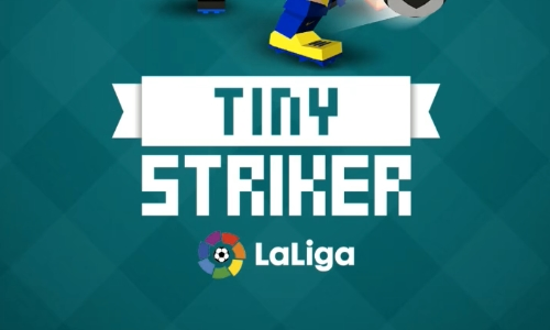взлом Tiny Striker La Liga 2018