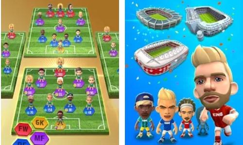 World Soccer King mod