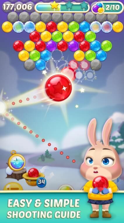 Bunny Pop 2 чит