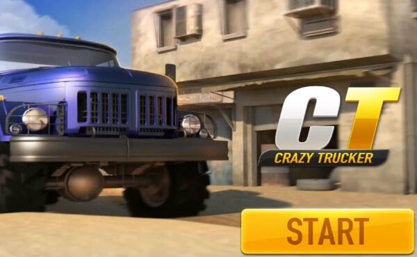 Crazy Trucker взлом