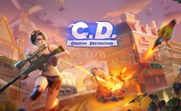 Creative Destruction чит