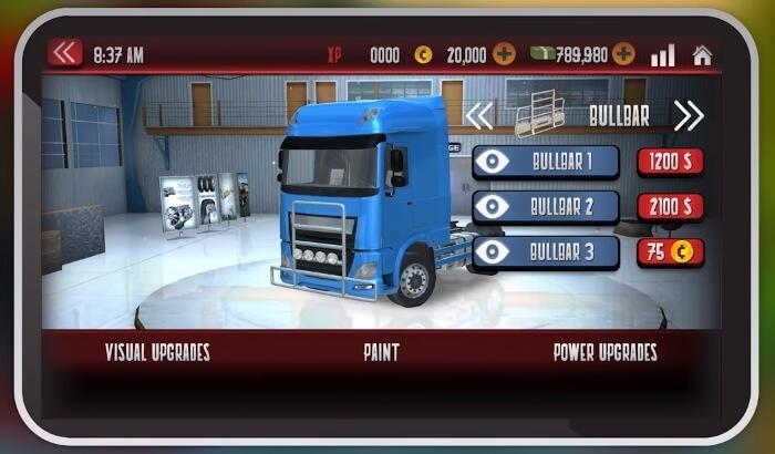 Euro Truck Driver - 2018 много денег