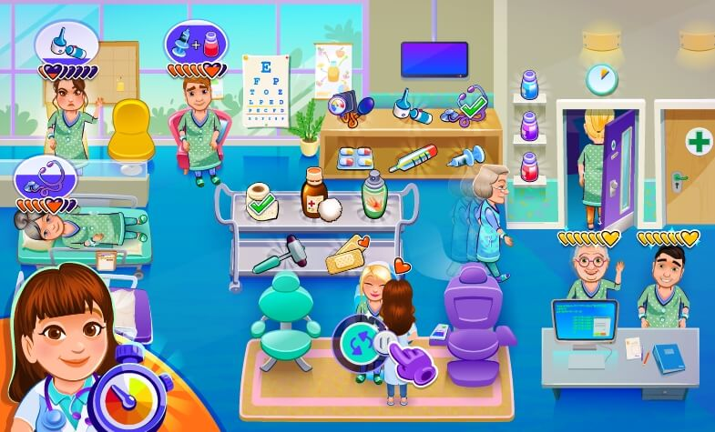 My Hospital: Doctor Game чит