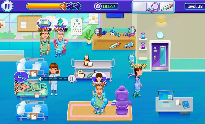 My Hospital: Doctor Game мод