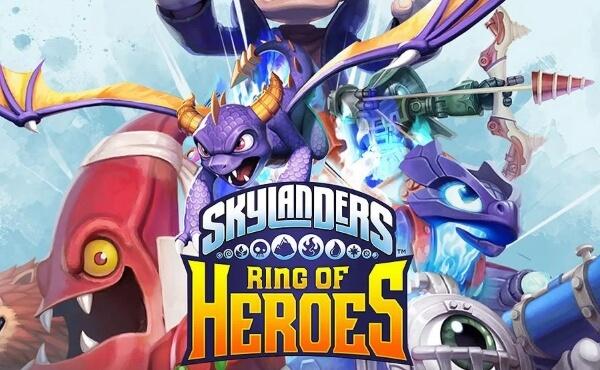 Skylanders Ring of Heroes взлом