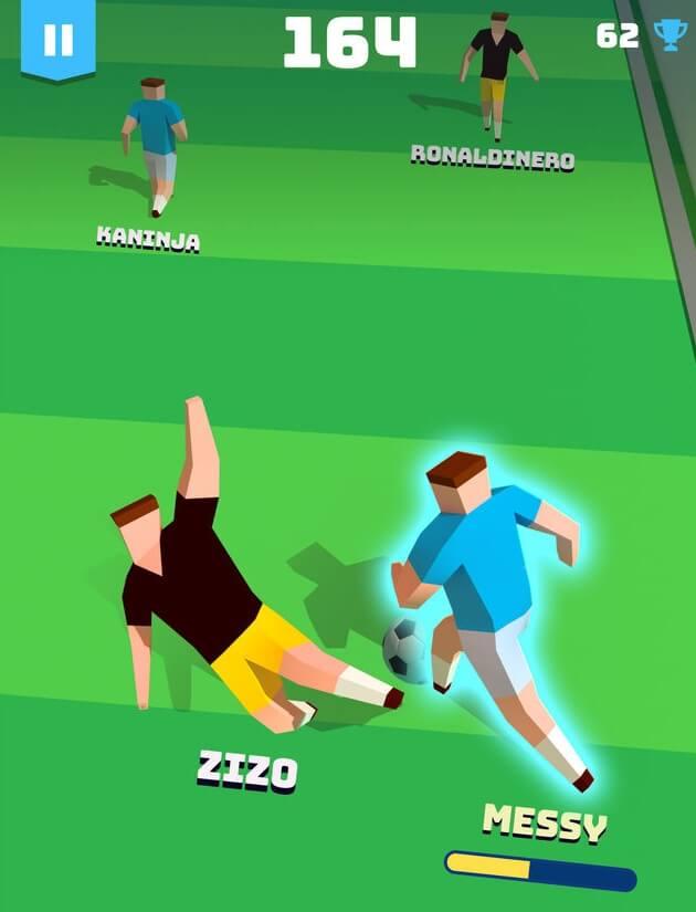 Soccer Hero взлом