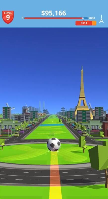 Soccer Kick мод