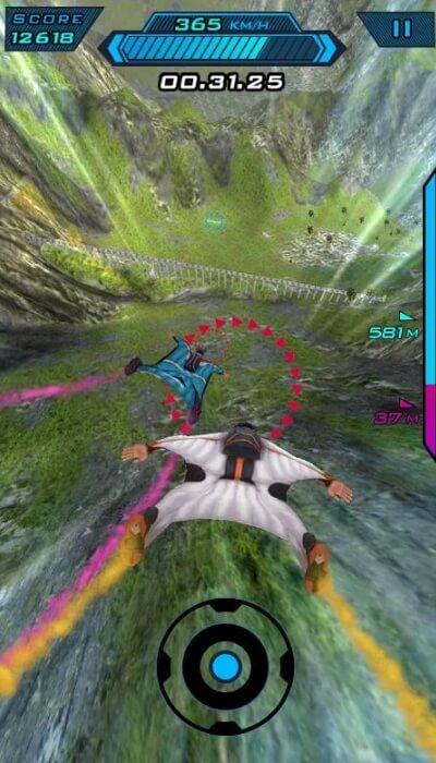 Wingsuit Flying чит