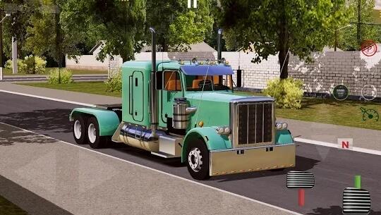 World Truck Driving Simulator мод