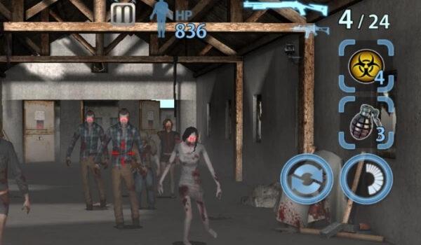 Zombie Hunter King взлом