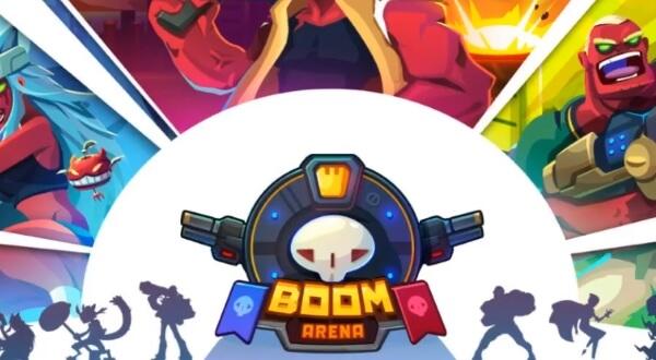 Boom Arena андроид