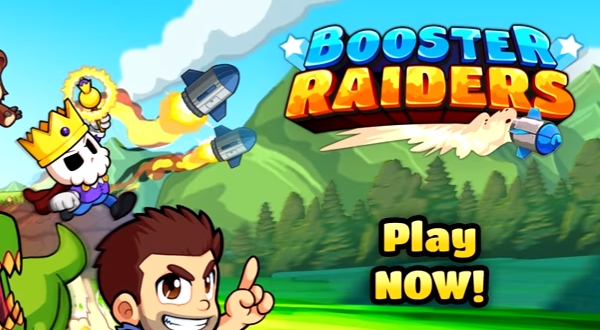 Booster Raiders android