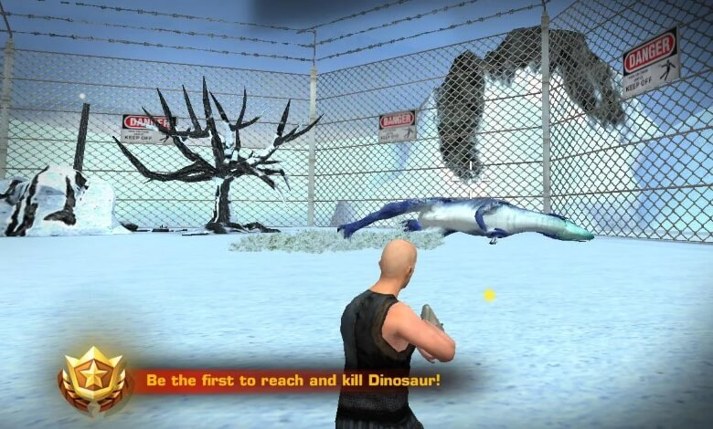 Dinosaur Hunt PvP hack
