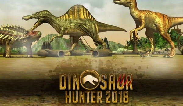 Dinosaur Hunter 2018 android