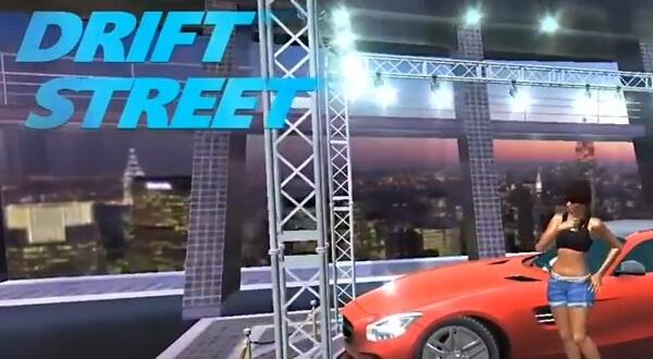 Drift Street 2018 андроид