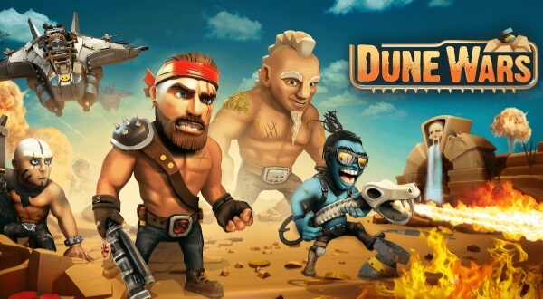 Dune Wars android