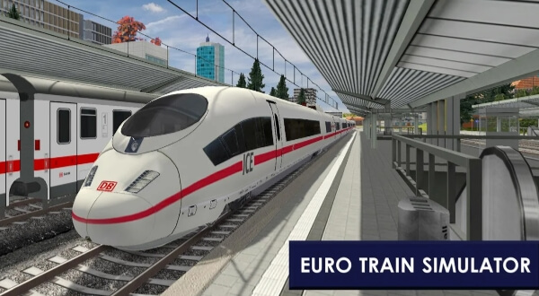 Euro Train Simulator 2 андроид