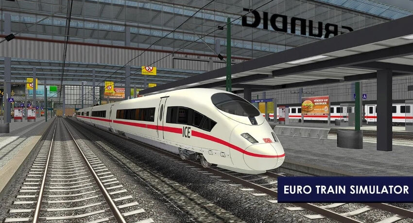 Euro Train Simulator 2 взлом