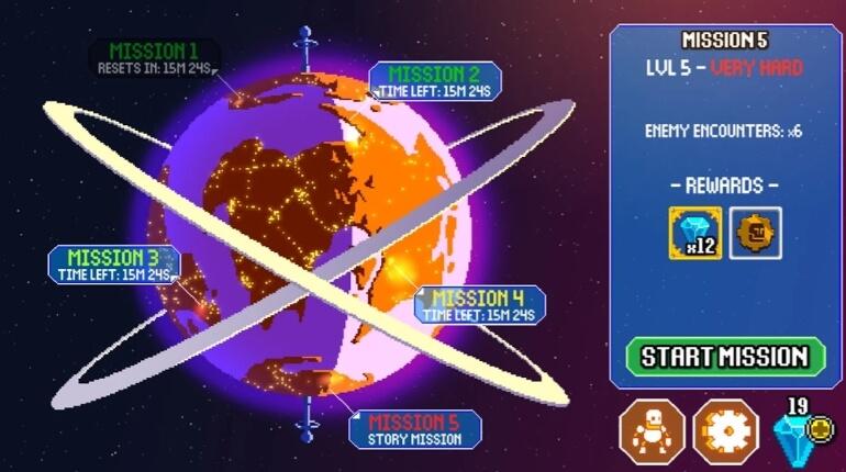 Fusion Heroes взлом