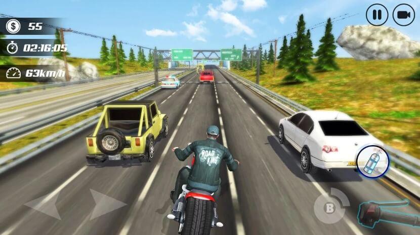 Highway Moto Rider чит