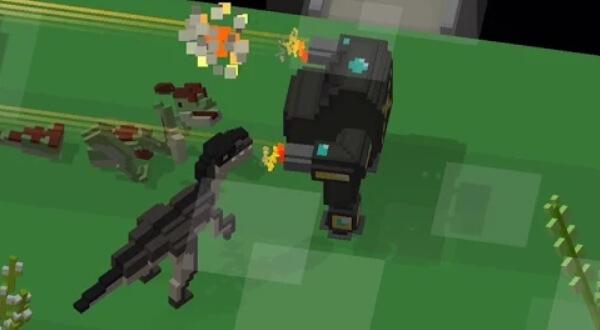 Jurassic Hopper 2 android