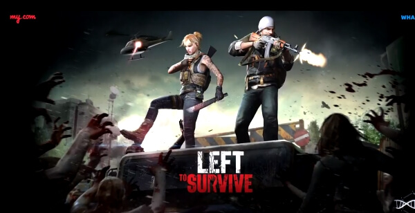 Left to Survive взлом